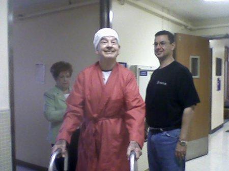 Zig in Hospital